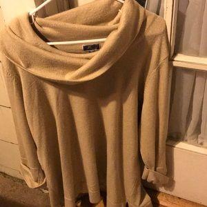 Woman's sweater size 2x